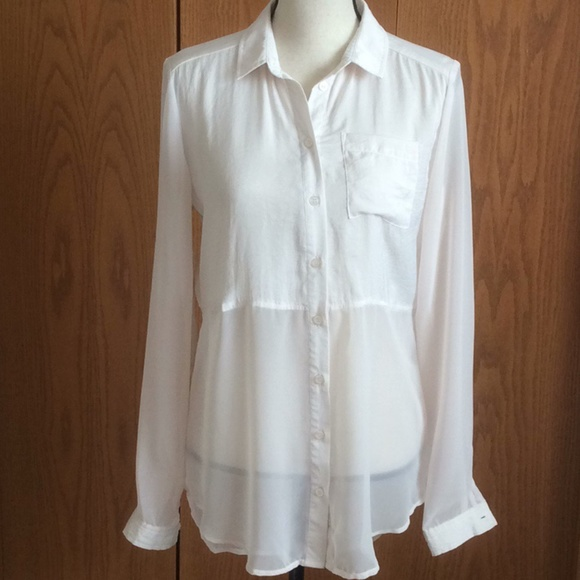 Free People Tops - Free People Button Down Blouse